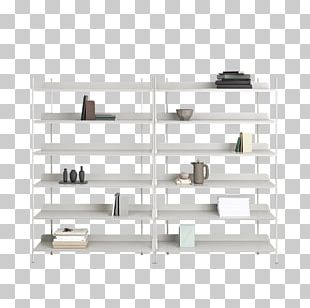 Table Muuto Shelf Bookcase Furniture PNG