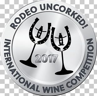 Houston Livestock Show And Rodeo Wine Competition Medal PNG