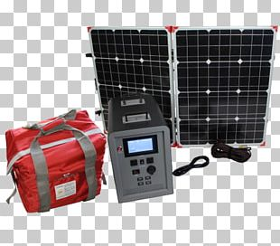 Electric Generator Solar Energy Solar Power Solar Panels PNG
