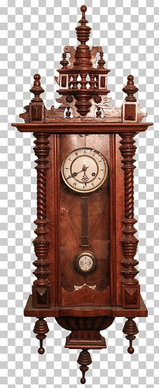 Cuckoo Clock Antique Pendulum Clock Floor & Grandfather Clocks PNG