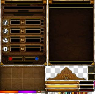 Torchlight II User Interface Game PNG