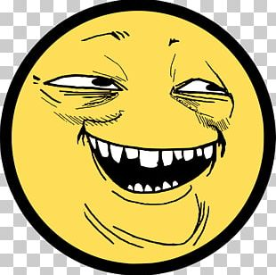 Trollface Internet Troll Smile PNG