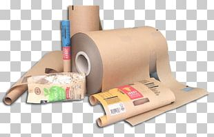 Kraft Paper Plastic Bag Packaging And Labeling PNG