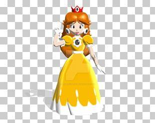 Princess Daisy Princess Peach Super Mario 3D Land Yakuman DS Mario Kart 64 PNG