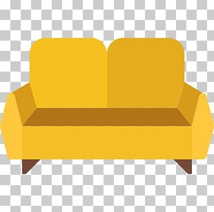 Couch Furniture Computer Icons Living Room Chair PNG