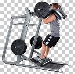 Squat Leg Press Exercise Machine Calf Raises Leg Extension PNG