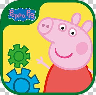 Peppa Pig Paintbox PNG Images, Peppa Pig Paintbox Clipart Free Download