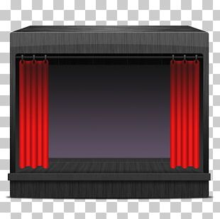 Cinema Theater Drapes And Stage Curtains Spotlight Computer Icons PNG