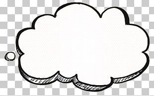 Cloud Cartoon Drawing PNG