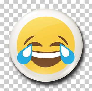 Emoticon Face With Tears Of Joy Emoji Laughter Happiness PNG