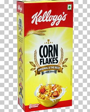 Corn Flakes Breakfast Cereal Milk Kellogg's Chocos PNG