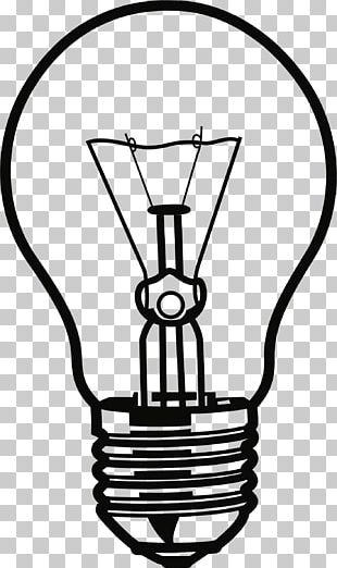 Incandescent Light Bulb Compact Fluorescent Lamp PNG