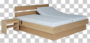 Bed Frame Bedside Tables Mattress Box-spring PNG