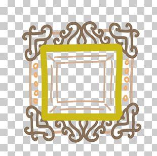 Frame Digital Photo Frame PNG