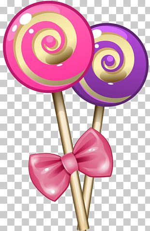 Ice Cream Cupcake Lollipop Candy PNG