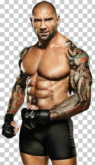 Dave Bautista WWE Superstars Batista Unleashed Mixed Martial Arts Professional Wrestler PNG