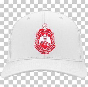 Baseball Cap Delta Sigma Theta PNG