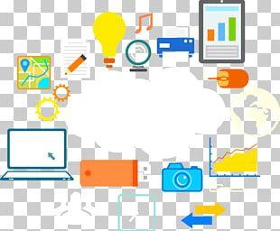 Cloud Computing Maintenance PNG