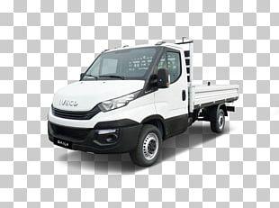 Compact Van Iveco Daily Car PNG