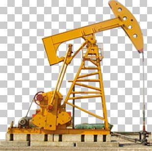 Petroleum Oil Platform Well Drilling Template PNG