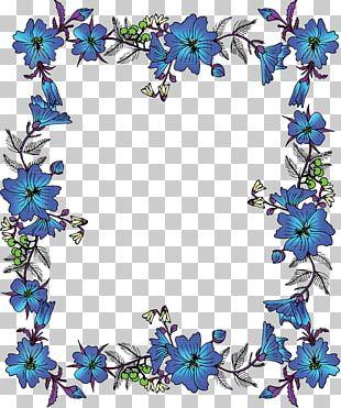 Flower Frame PNG