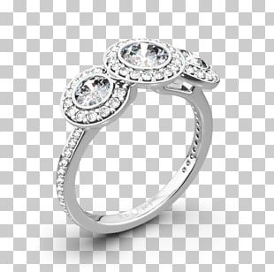 Wedding Ring Engagement Ring Bezel Silver PNG