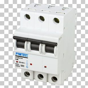 Circuit Breaker Distribution Board Switchgear Three-phase Electric Power Electricity PNG