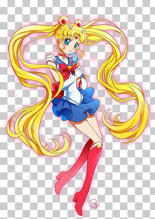 Sailor Moon Sailor Mercury Chibiusa Anime PNG