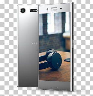 Smartphone Sony Xperia XZ Premium 索尼 Wireless Headphones PNG