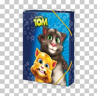 Talking Tom And Friends Toy School Exercise Book Standard Paper Size PNG