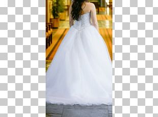 Wedding Dress Shoulder Marriage Gown PNG