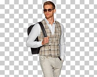 Blazer Suitsupply Waistcoat Double-breasted PNG