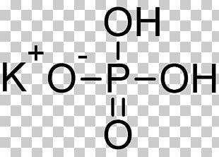 Monopotassium Phosphate Chemical Formula PNG