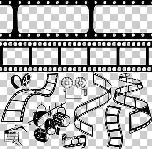 Cinema Film Photography Clapperboard PNG