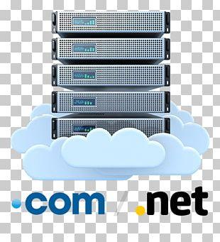 Cloud Computing Data Center Computer Servers Cloud Storage Virtual Private Server PNG