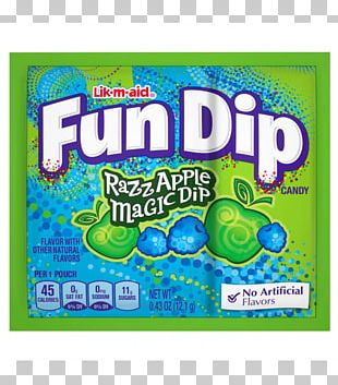 Fun Dip Candy Dipping Sauce Flavor Sweet And Sour PNG