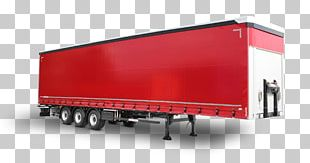 Semi-trailer Truck Cargo Vehicle PNG