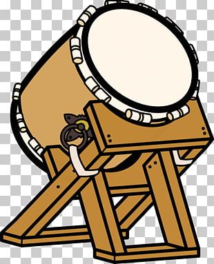 Drum Taiko Drawing Musical Instruments PNG