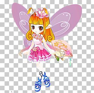 Fairy Cartoon Sprite PNG