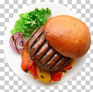 Buffalo Burger Cheeseburger Full Breakfast Veggie Burger PNG
