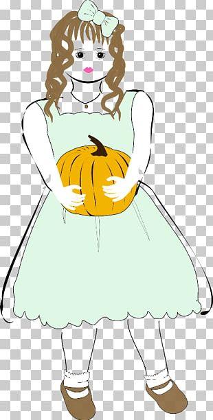Dress Woman Illustration Costume PNG