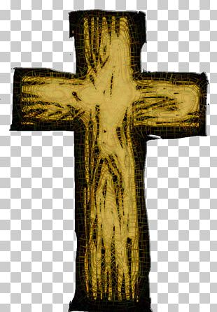 Crucifix Religion Christianity Christian Cross Symbol PNG