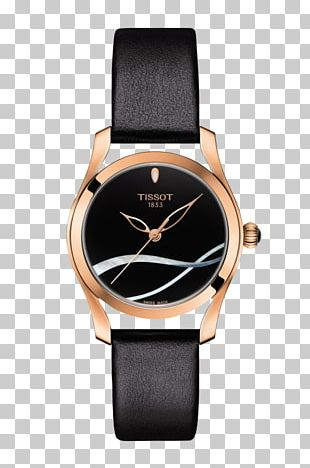 Tissot Watch Strap Berger PNG