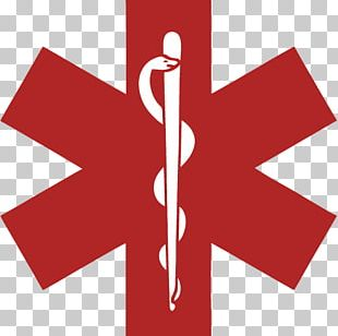 Star Of Life Emergency Medical Services Paramedic Emergency Medical Technician Ambulance PNG
