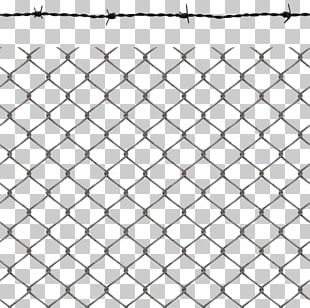 Chain-link Fencing Fence Mesh PNG