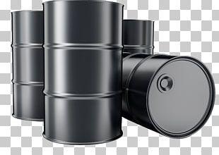 Petroleum Drum Barrel PNG