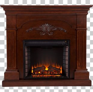 Electric Fireplace Fireplace Mantel Electricity Fireplace Insert PNG