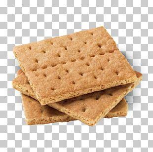 Graham Cracker Biscuit Flavor S'more PNG