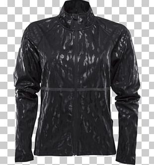 Leather Jacket T-shirt Perfecto Motorcycle Jacket PNG