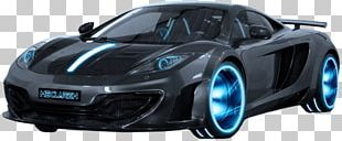McLaren 12C McLaren Automotive Sports Car PNG